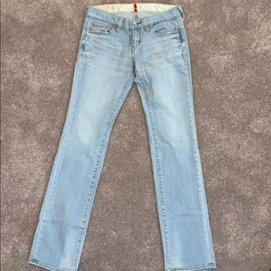 UNIQLO Denim Light Blue Wash Jean size 26